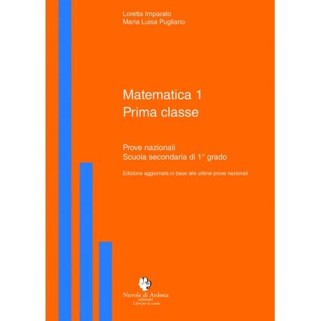 Matematica 1 prima classe - Prove nazionali Scuola Secondaria 1°