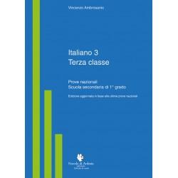 Italiano 3 terza classe - Prove nazionali Scuola Secondaria 1°